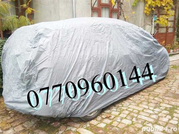 Prelata husa auto XXL  Jeep Suv 580x175x120cm Peva impermeabila