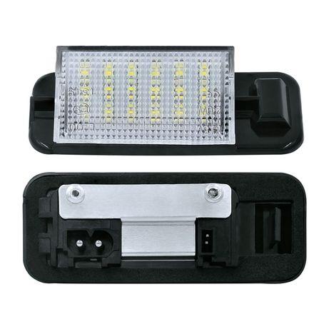 Lampi numar inmatriculare LED pentru BMW seria 3 E36, set 2 bucati.