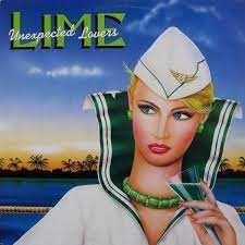 LIME / LUV ( две виниловые пластинки )