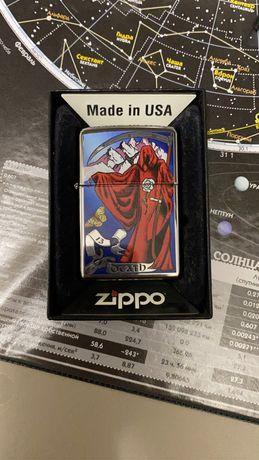 продаю zippo, оригинал, раритетная