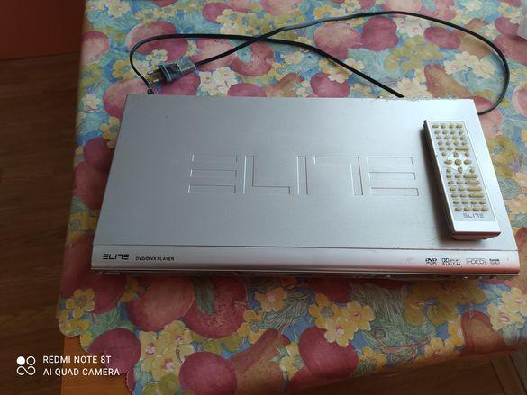Продавам двд/dvd player Elite pv-400 usb new