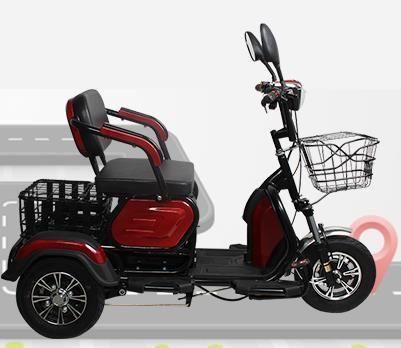 Нов модел от най-продаваните електрически триколки - серия PLUS
