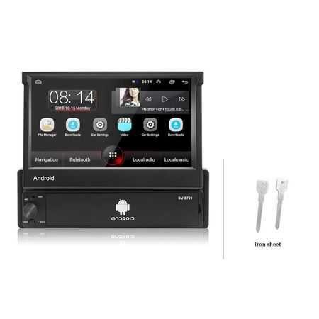 Dvd auto, Mp5 Player ANDROID Retractabil & Inch Granatie 2 ani.