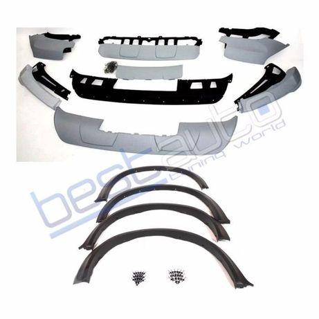 Спортен тунинг пакет за БМВ Х5 Е70/BMW X5 E70 (2007-2013) - Безпл.Дост