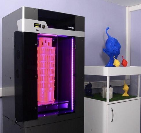 3D Печать! От 1см до 61см Любой сложности!