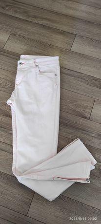 Розови дънки на Pepe Jeans