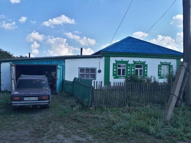 Продам дом в селе имантау