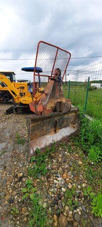 Troliu de Pădure în Tiranți pt Tractor, Trage 18 tone forță = 1500 €
