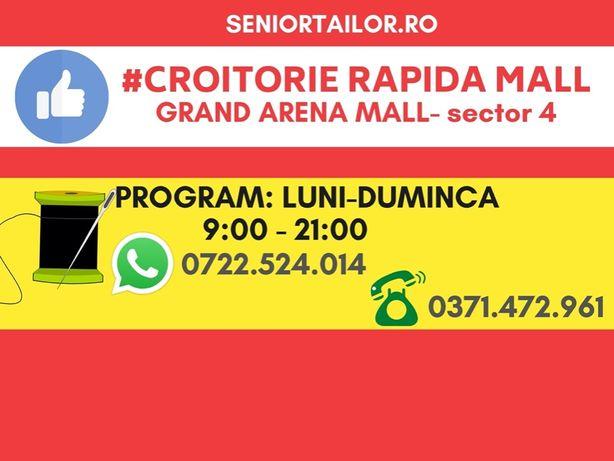 Croitorie Retusuri RAPIDA Berceni, Metalurgiei, Luica