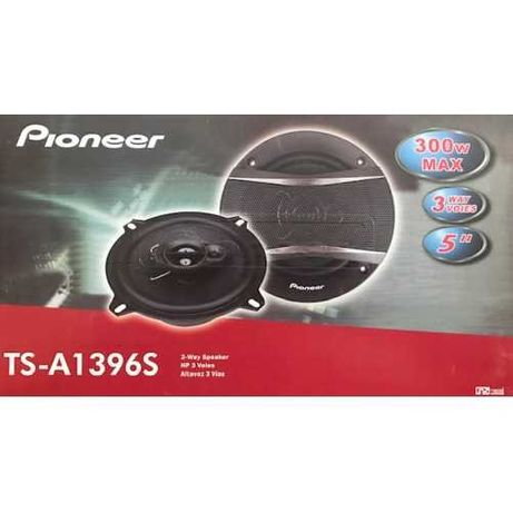 Автомобильные Колонки Pioneer TS-A1396S 13 см 5 дюйм