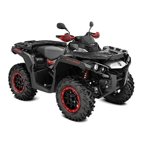 ATV Can-Am Outlander X xc 1000 T MODEL 2021