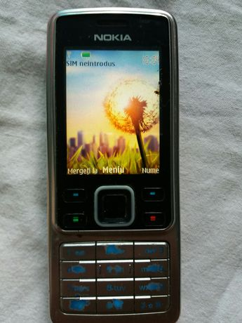 Nokia 6300  cu camera