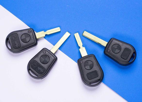 Кутийка за ключ Bmw / Бмв e39,e36,e38,e46 дистанционно 320i 325i 740i