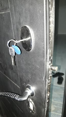 Дверь входная Гарда бу