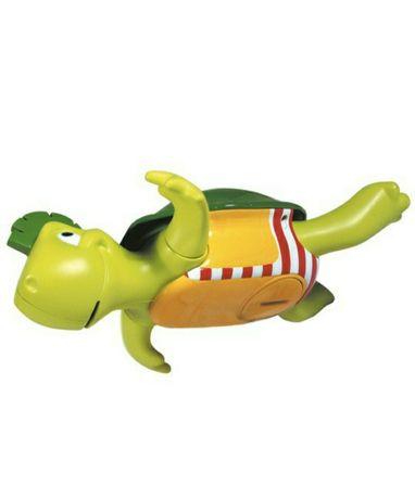 Нова музикална играчка за баня Tomy - костенурка, плува и пее