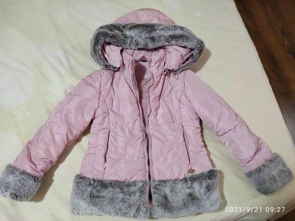 Зимни якета за момичета