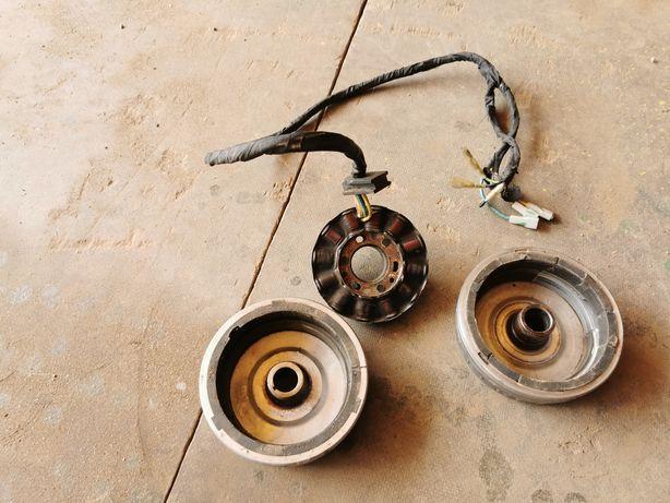 Ktm lc4 rotor stator
