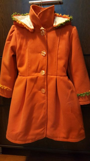 Palton toamna/iarna fetite