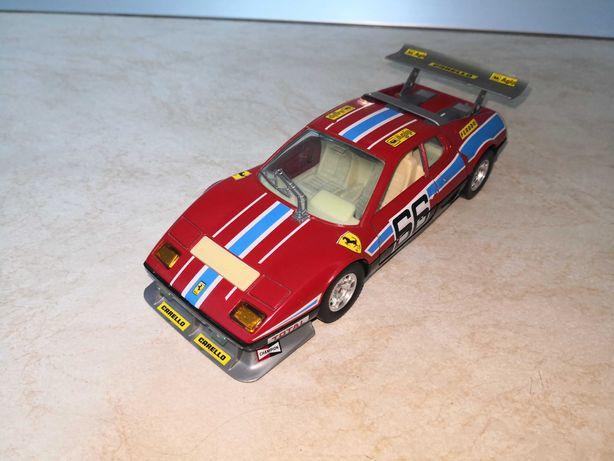 Macheta Ferrai BB 512 Daytona #66 Agip scara 1:24 producator Bburago