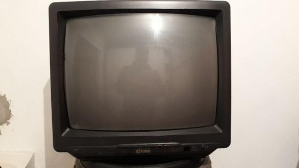 оригинален цветен телевизор FUNAI - екран 20 инча