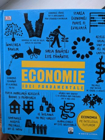 """Carte """"Economie - idei fundamentale"""""""