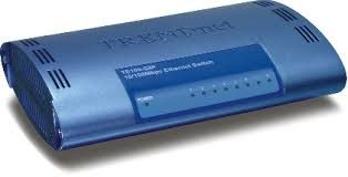 Switch Trendnet 8P Fast Ethernet TE100-S8P