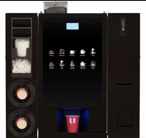 Вендинговый кофе аппарат б/у с гарантией