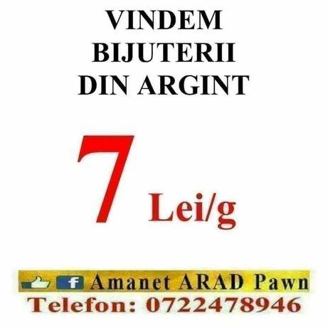 Lant ARGINT pret: 7 Lei/g