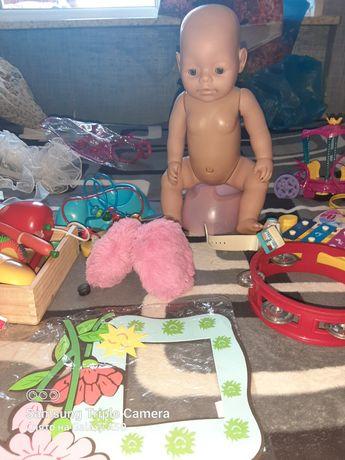 Игрушки детские бу