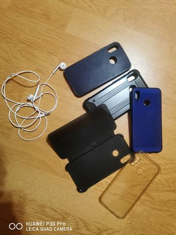 Калъфи и слушалки за Huawei P20 Lite