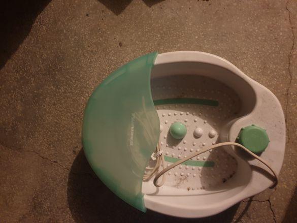 Масажна вана за крака