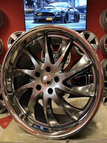 19ц 5х112 за Audi/VW/Mercedes/ DBV Milano Нови