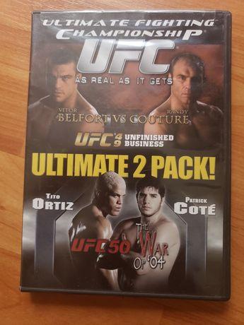 UFC 50 full pack