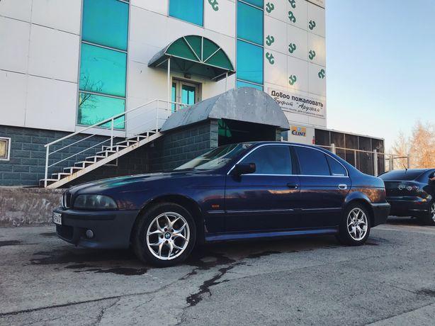 BMW 520i, МКПП