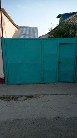 Продается металлическая ворота