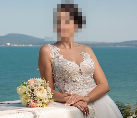 Булчинска рокля_
