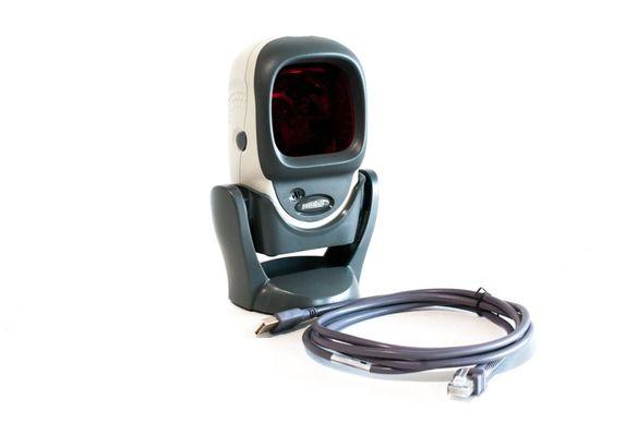 Промо : Многолъчев Баркод скенер Symbol LS9208 USB/6м гаранция