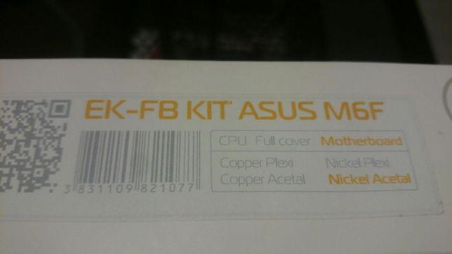 Ekwb mosfet-chipset cooler asus maximus VI formula ek-fb m6f