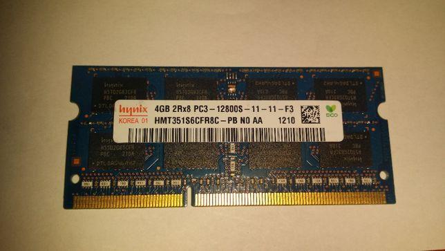 Vand Memorii Sodimm pentru Laptop DDR3 Hynix 4GB 12800 2Rx8 PC3