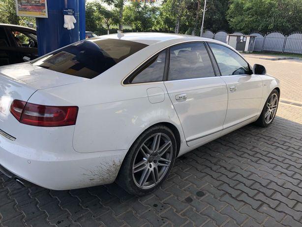 Dezmembrez Audi A6 4F c6 facelift CAHA usi portiera intercooler scut