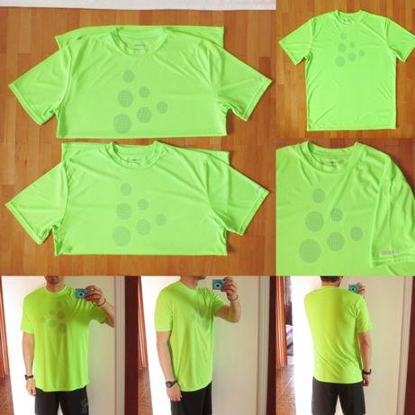 NIKE , Craft , Fischer , ASICS , under armour ,gymshark тениски