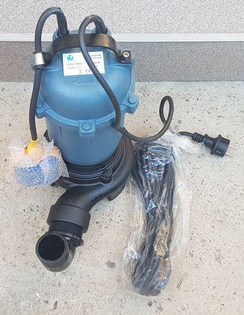 Pompa submersibila cu tocator + cutit