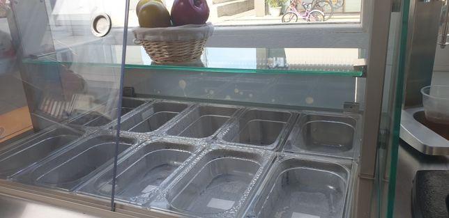 Vand salad bar INOMAK