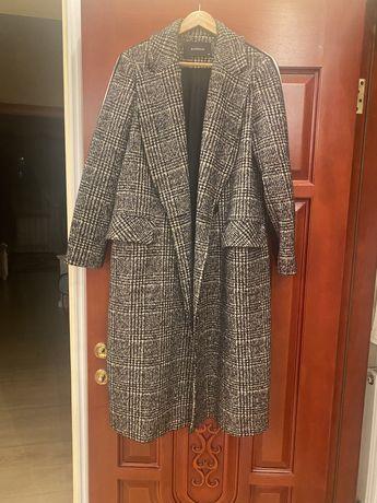 Пальто драповое двухстороннее