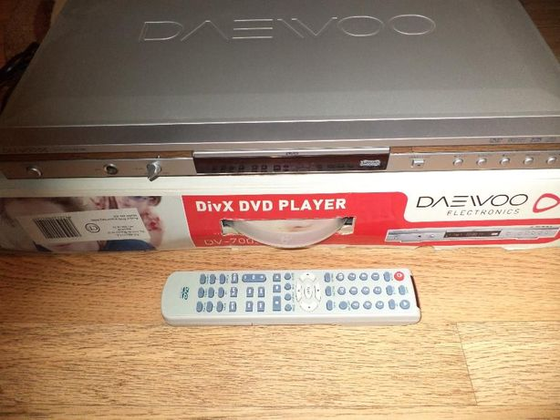 DVD Player DAEWOO DV-700s