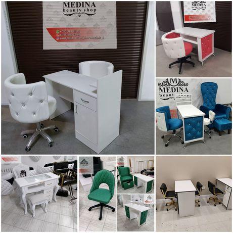 Маникюрный стол,стулья