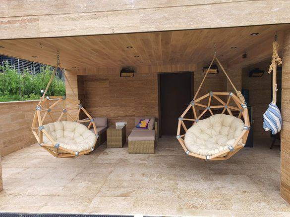 Луксозна градинска люлка, кресло, релаксиращ стол Изработка по поръчка