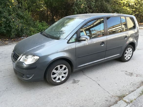 VW Touran 1,9TDI-BLS - на части