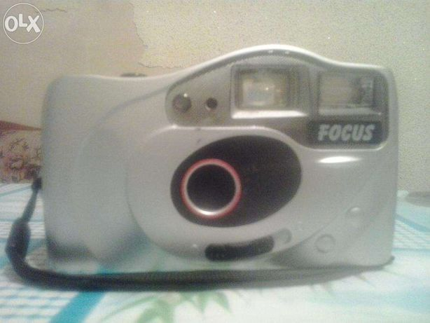 aparat foto cu film foarte putin utilizat, negociabil