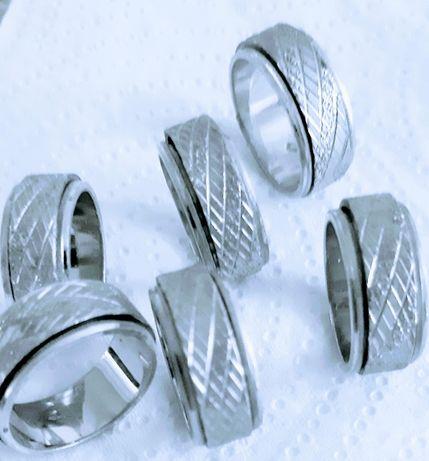 Verighete argint 925 rodiat